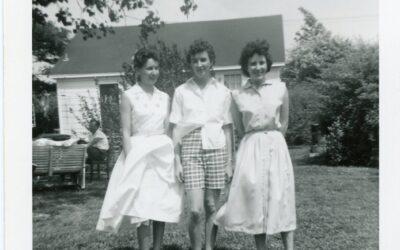 Billie, Vicky and Betty