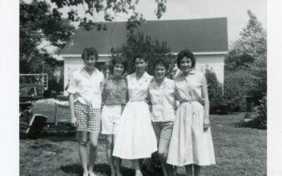 Vicky, Anita, Billie, Norma & Betty